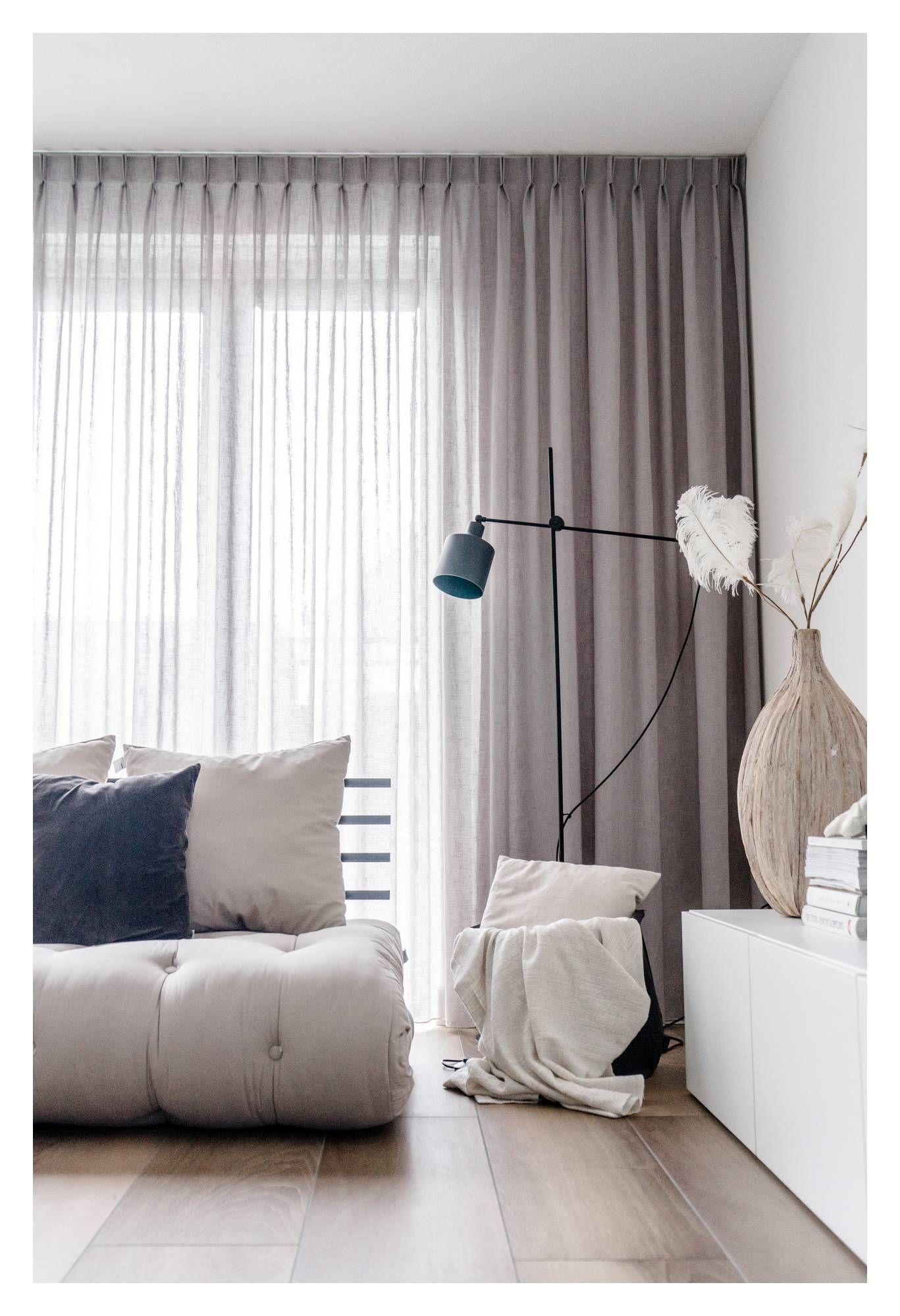 SHIN SANO - Sofa - Blå - Lyseblå sovesofa