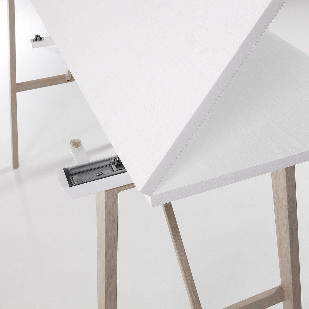 LaForma Aryon Spisebord - Hvid
