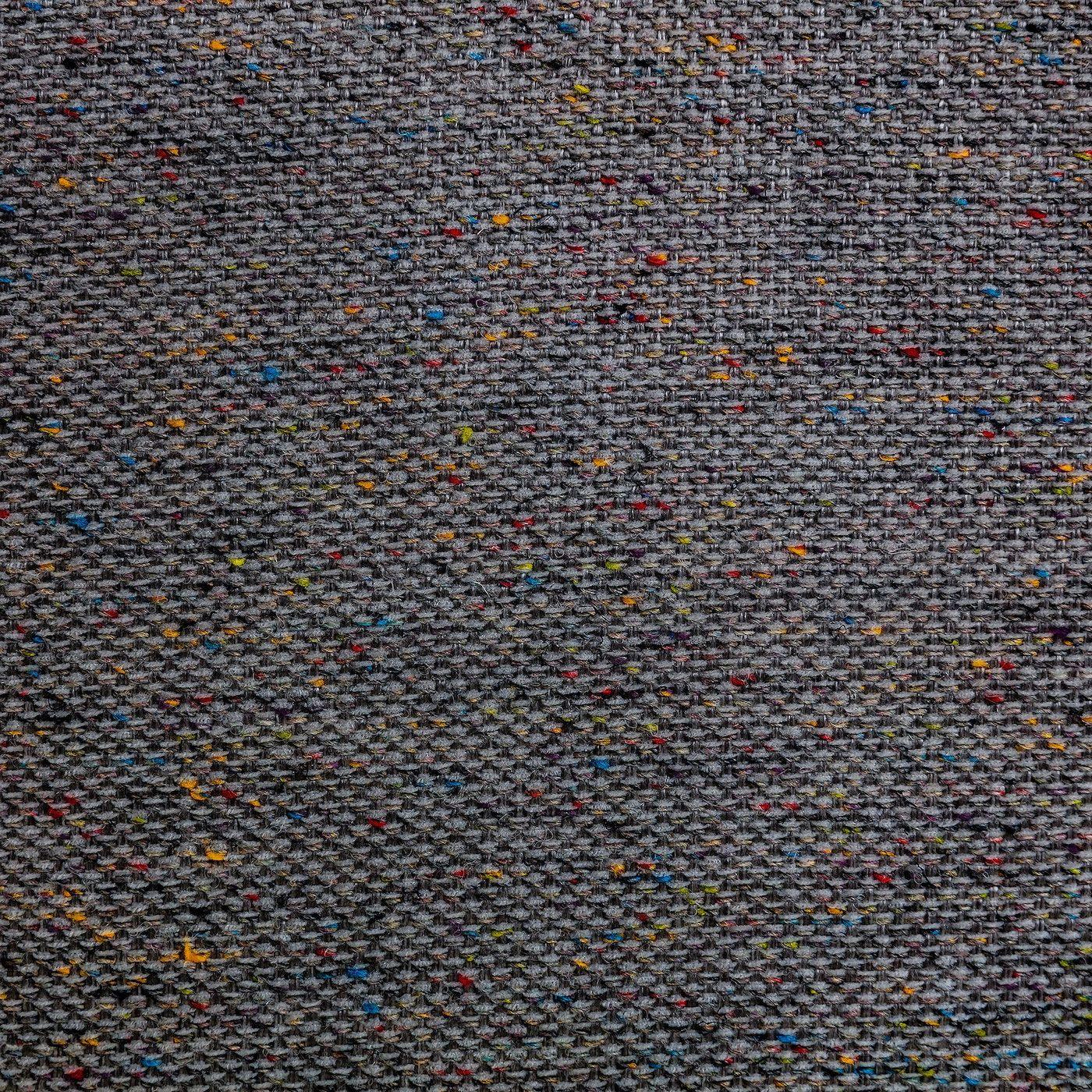 LaForma Blok 2-pers. Sofa - Mørk grå