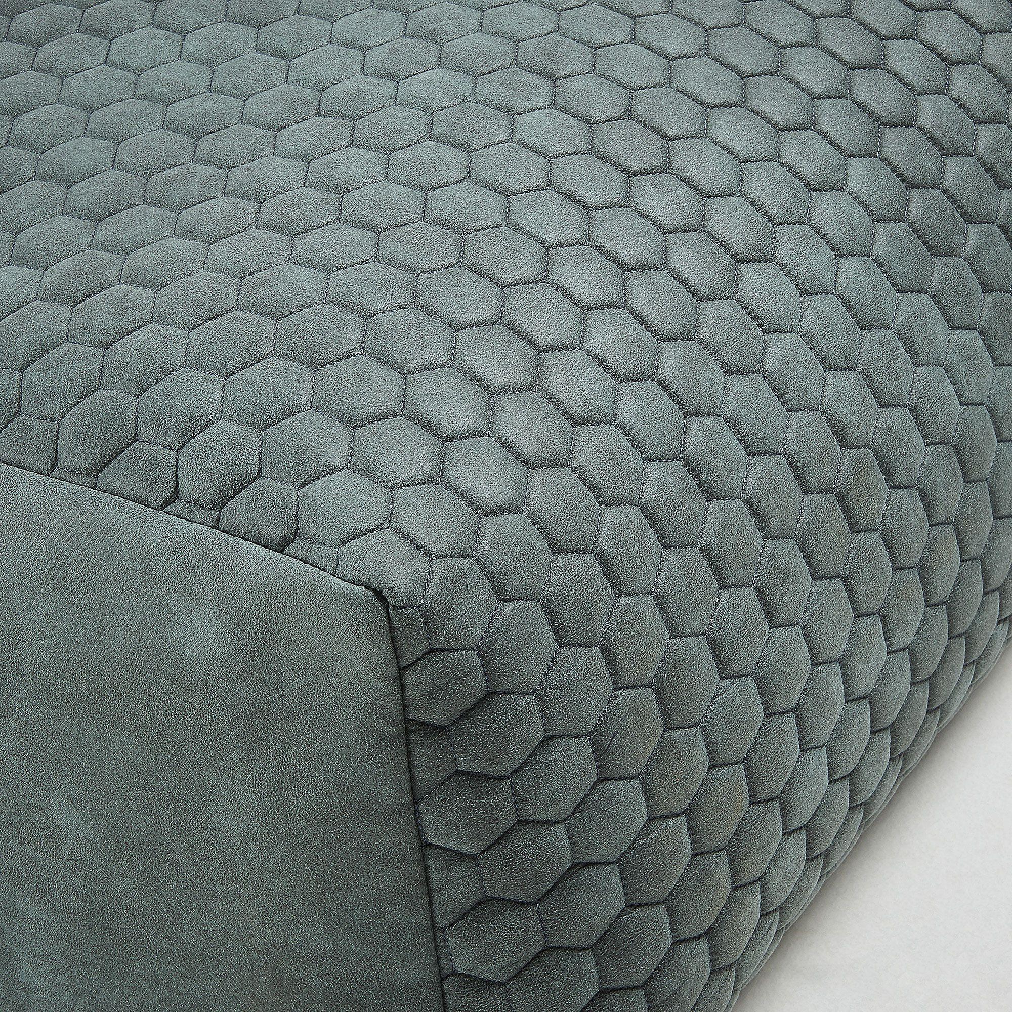 LaForma Damian Puf 60x60 - Grøn
