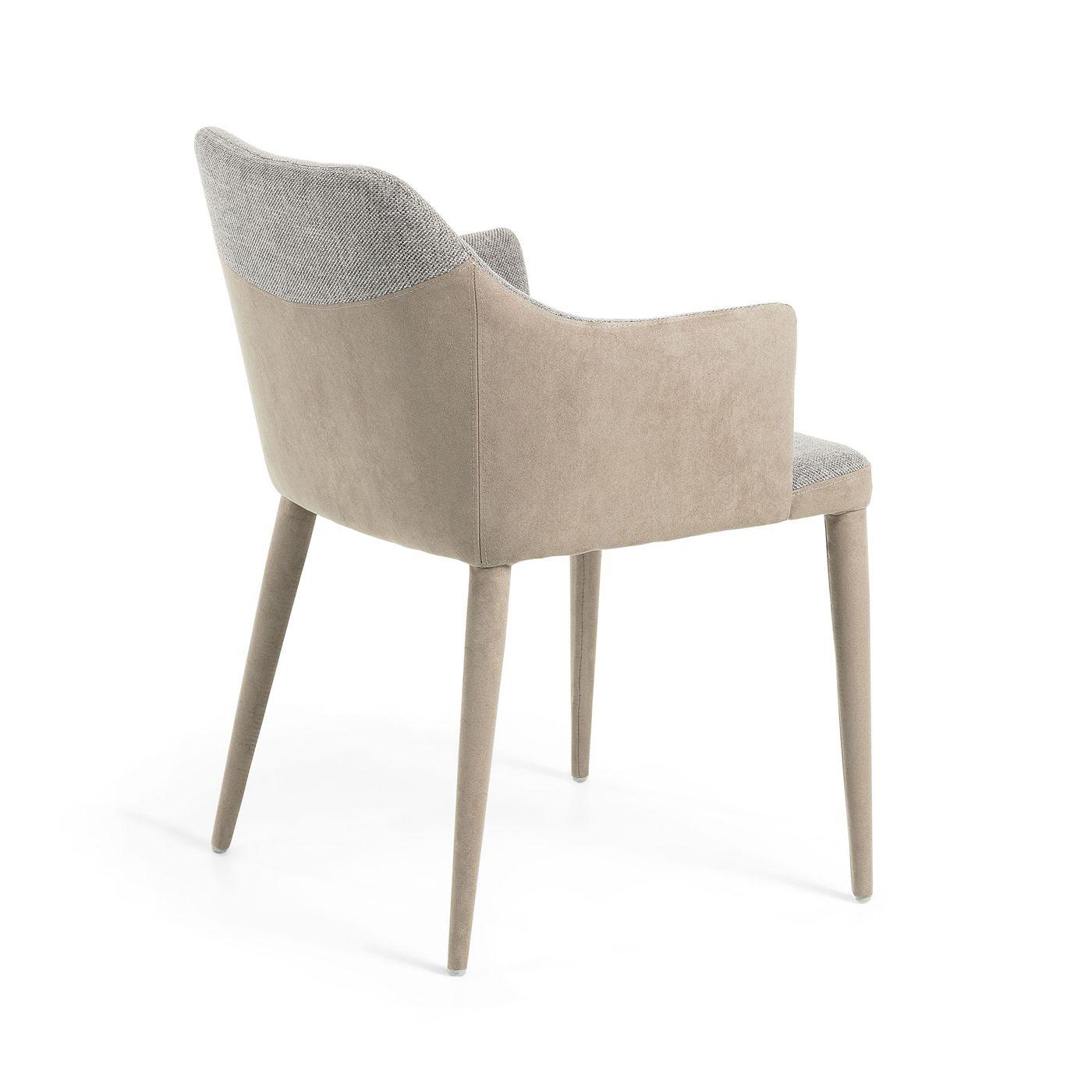 LaForma Danai Spisebordsstol - Lysegrå
