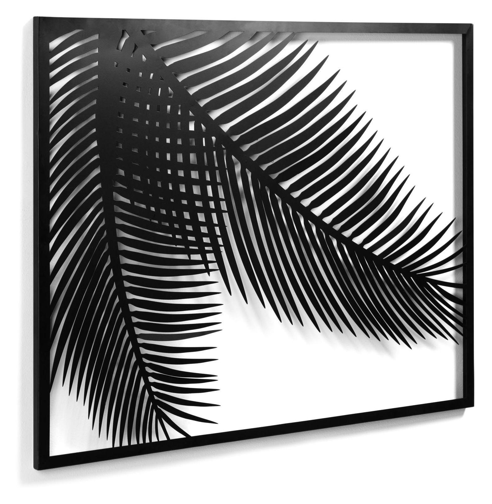 LaForma Dimpia Væg Dekoration - Sort