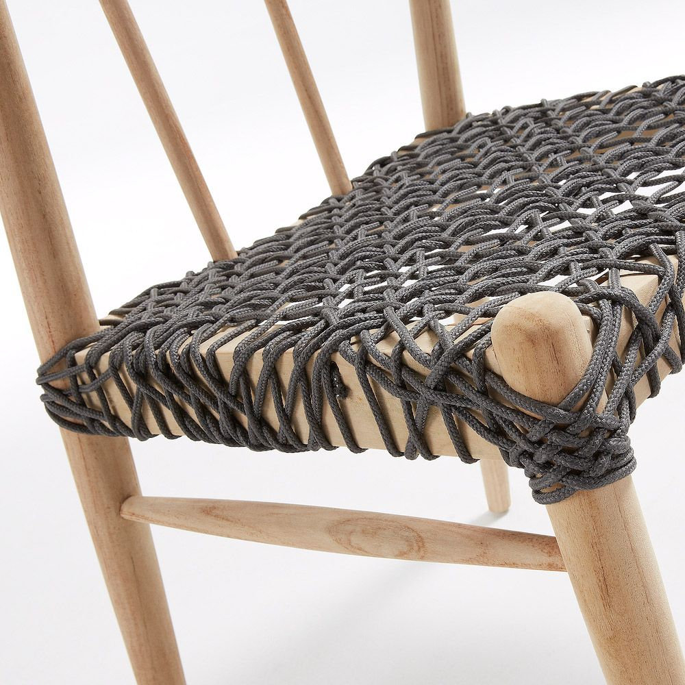 LaForma Dream Spisebordsstol - Mørk Grå