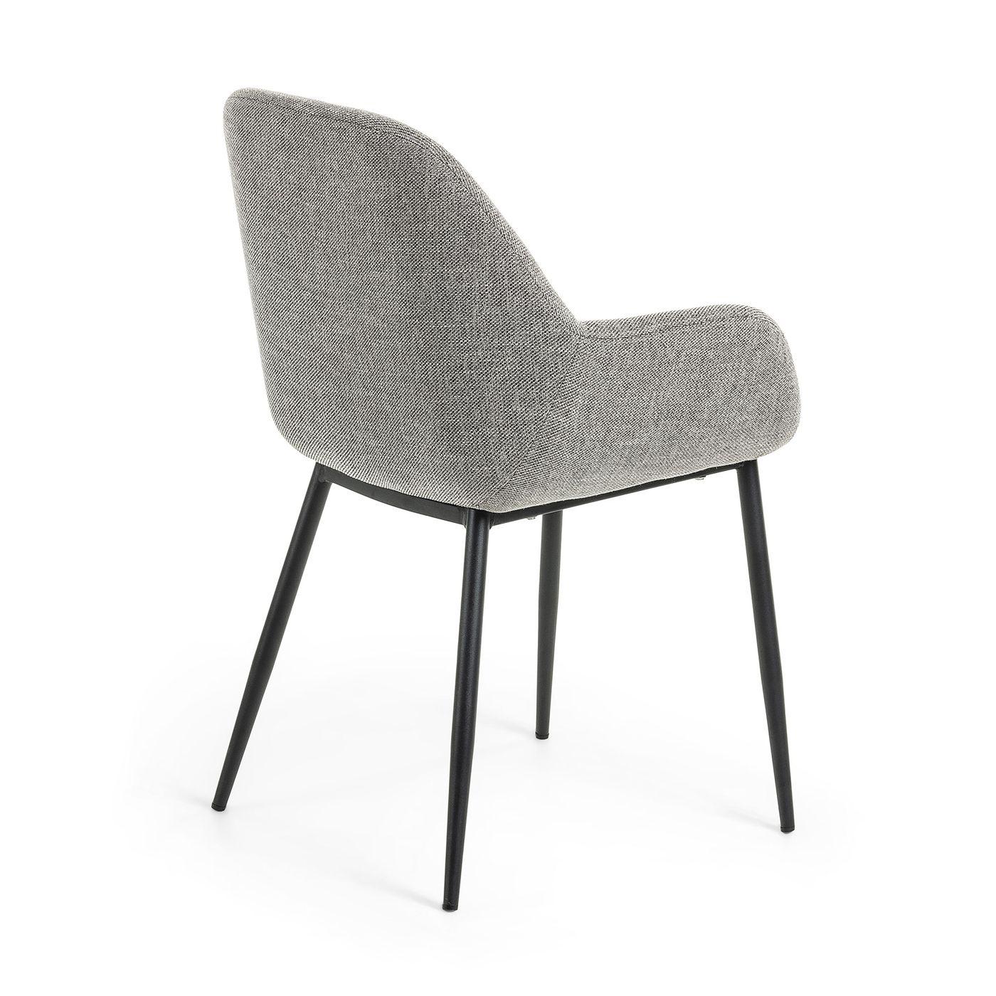 LaForma Koon Spisebordsstol - Grå
