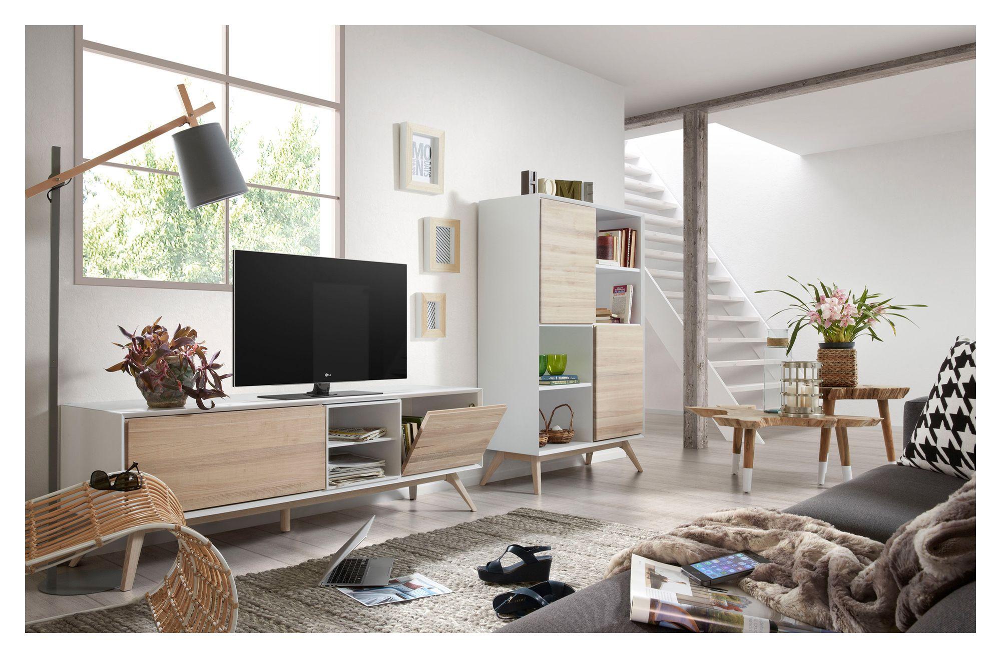 LaForma Quatre Tv-bord - Ask