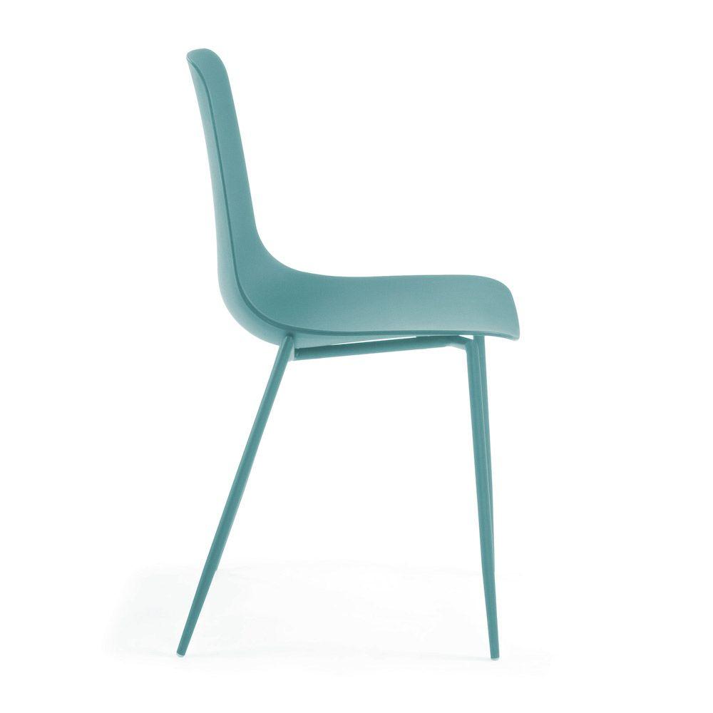 LaForma Wassu Spisebordsstol - Blå