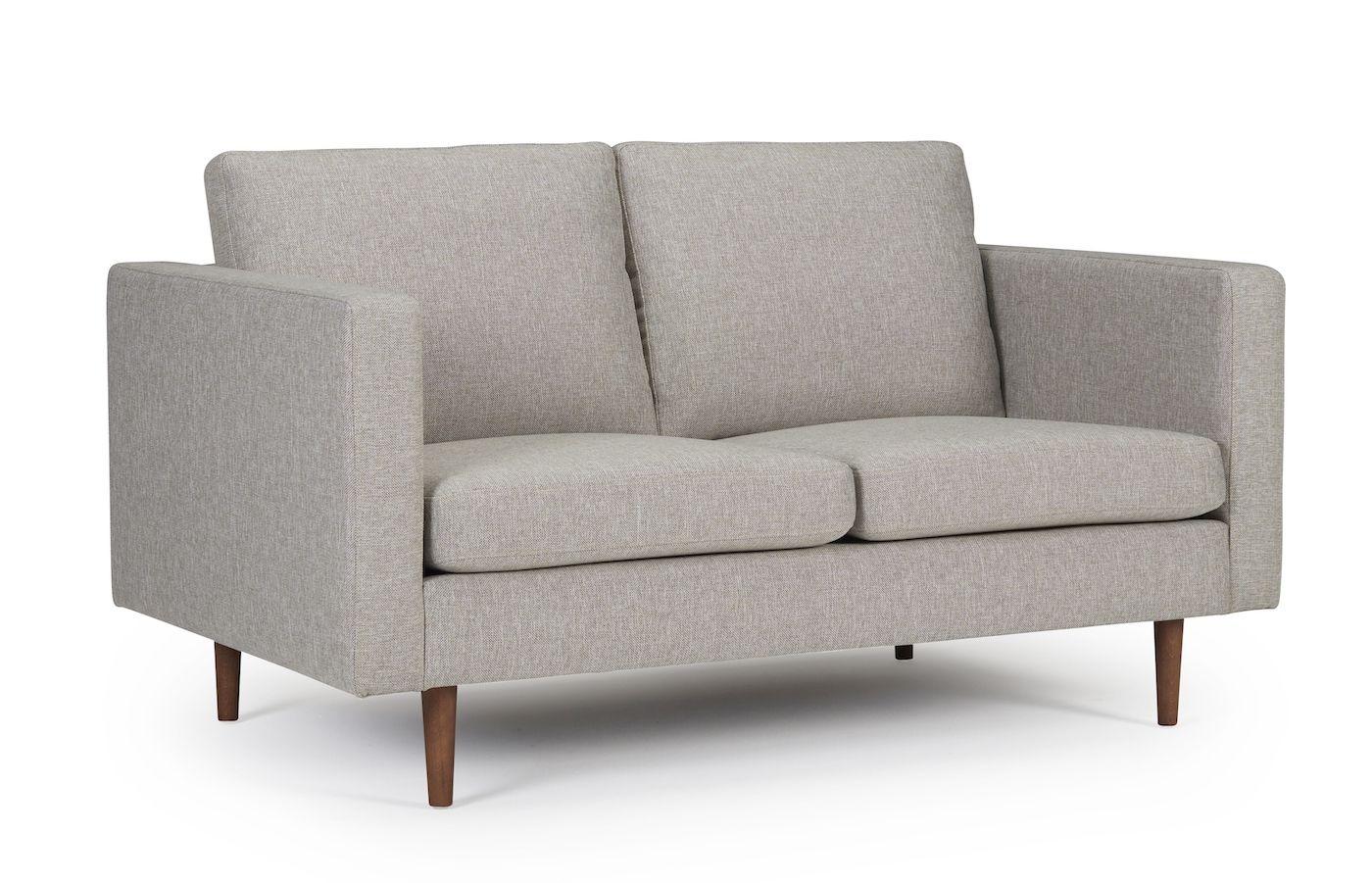 Kragelund Obling 2-pers. Sofa, Sand