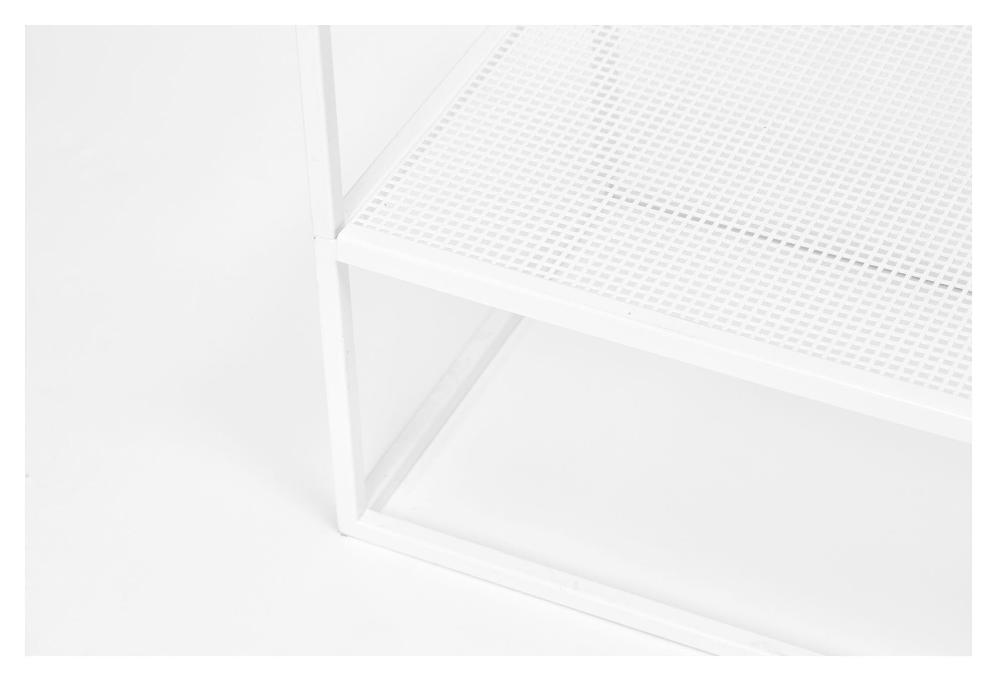 Kristina Dam Studio Grid Tøjstativ, hvid stål