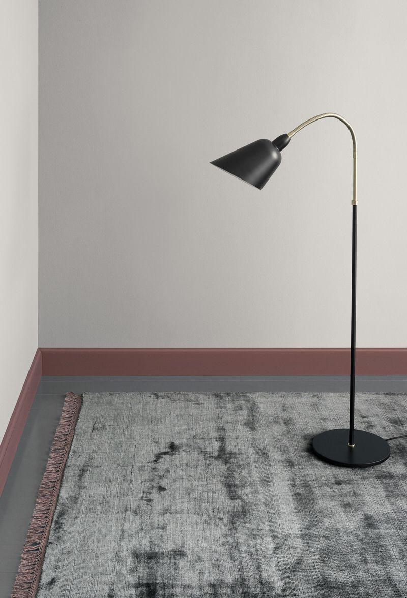 Linie Design Almeria Tæppe - Blå - 200x300 - 200x300 cm