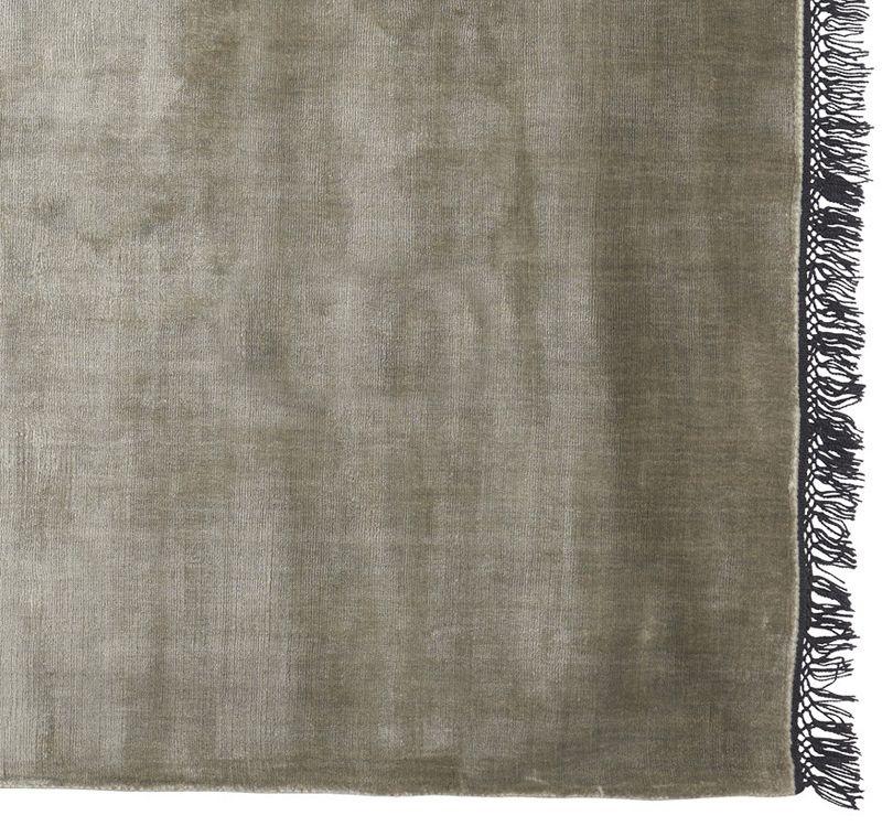 Linie Design Almeria Tæppe - Slate - 200x300 - 200x300 cm