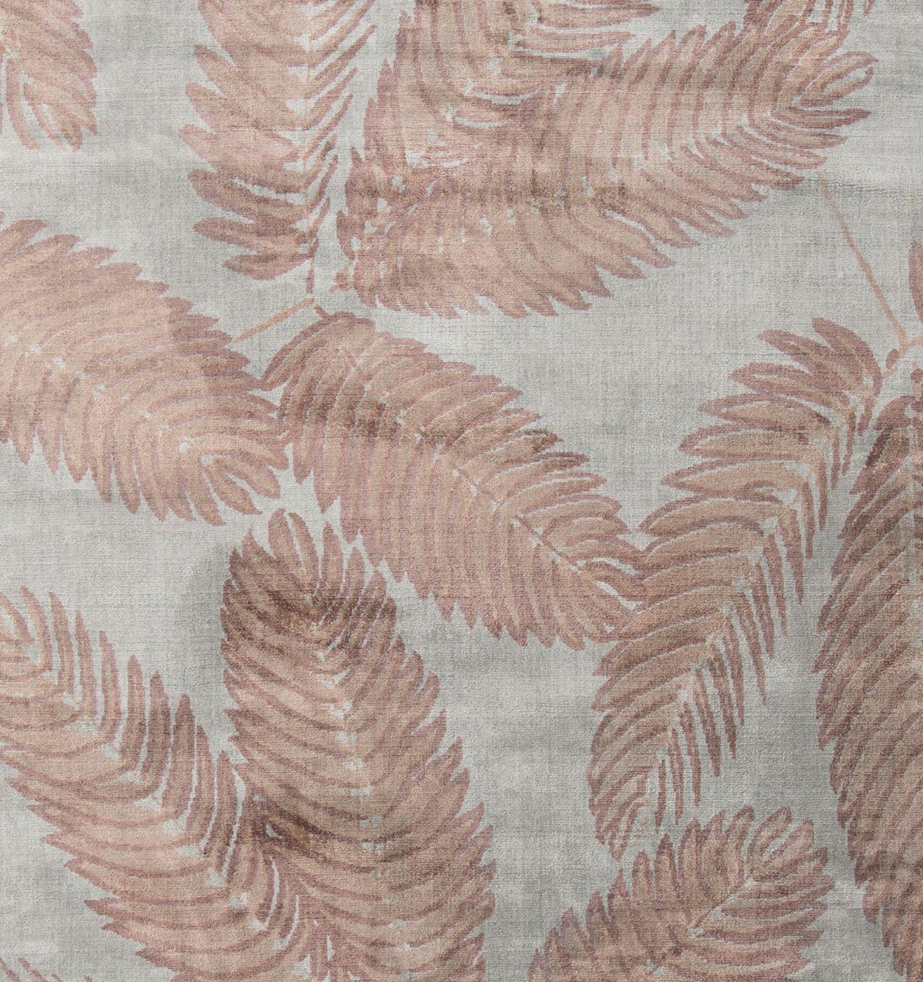 Linie Design Ambrosia Tæppe - heather - 200/300