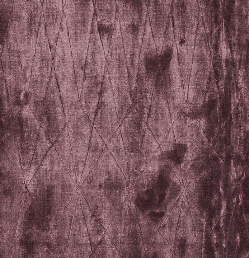 Linie Design Edge Tæppe - Bordeaux - 170x240 - 170x240 cm