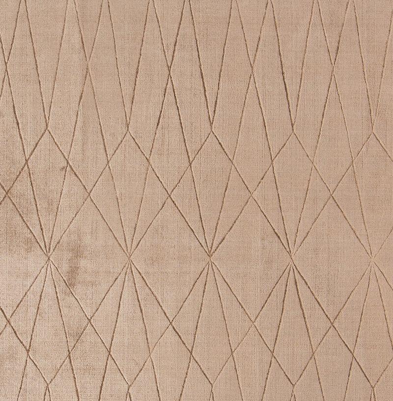Linie Design Edge - Wine Tæppe - Rosa - 140x200 - 140x200 cm