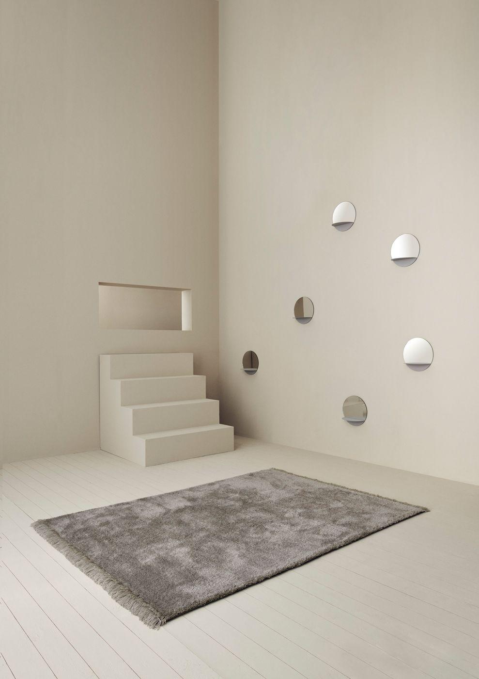 Linie Design Kisho Tæppe - grå - 170/240