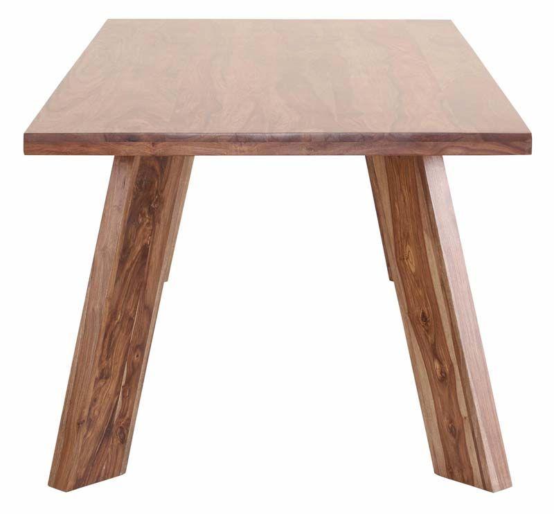 Cameron Spisebord 90x160 cm - Sheesam træ   - Spisebord i træ