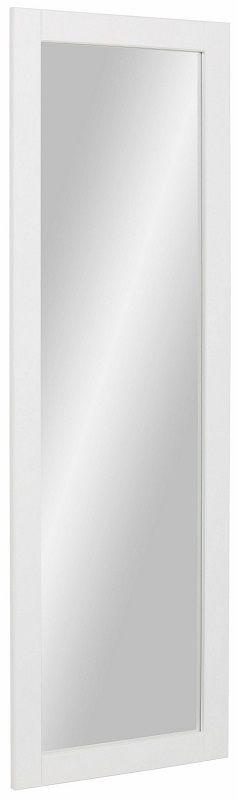 Rafael Spejl m/ramme - Hvid folie - Spejl med hvid ramme