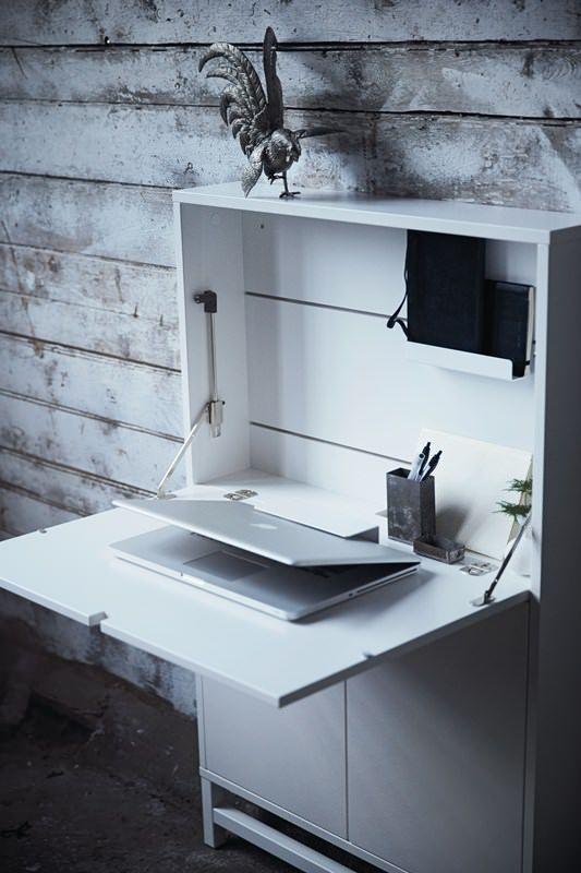 Mavis - Falsterbo Skrivebord - Hvid - Skrivebord fra Mavis i hvid