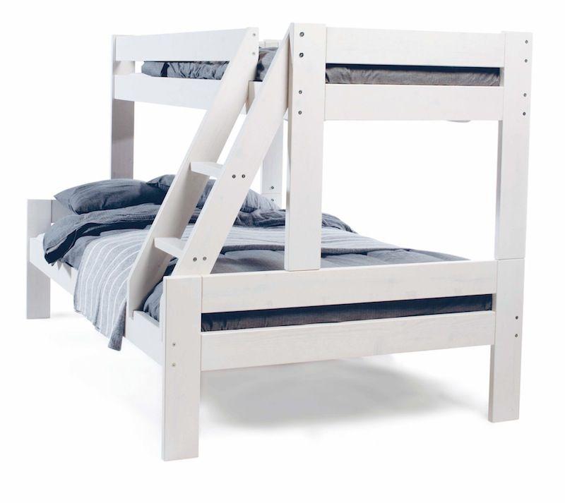 Hvide senge samt tilbehør