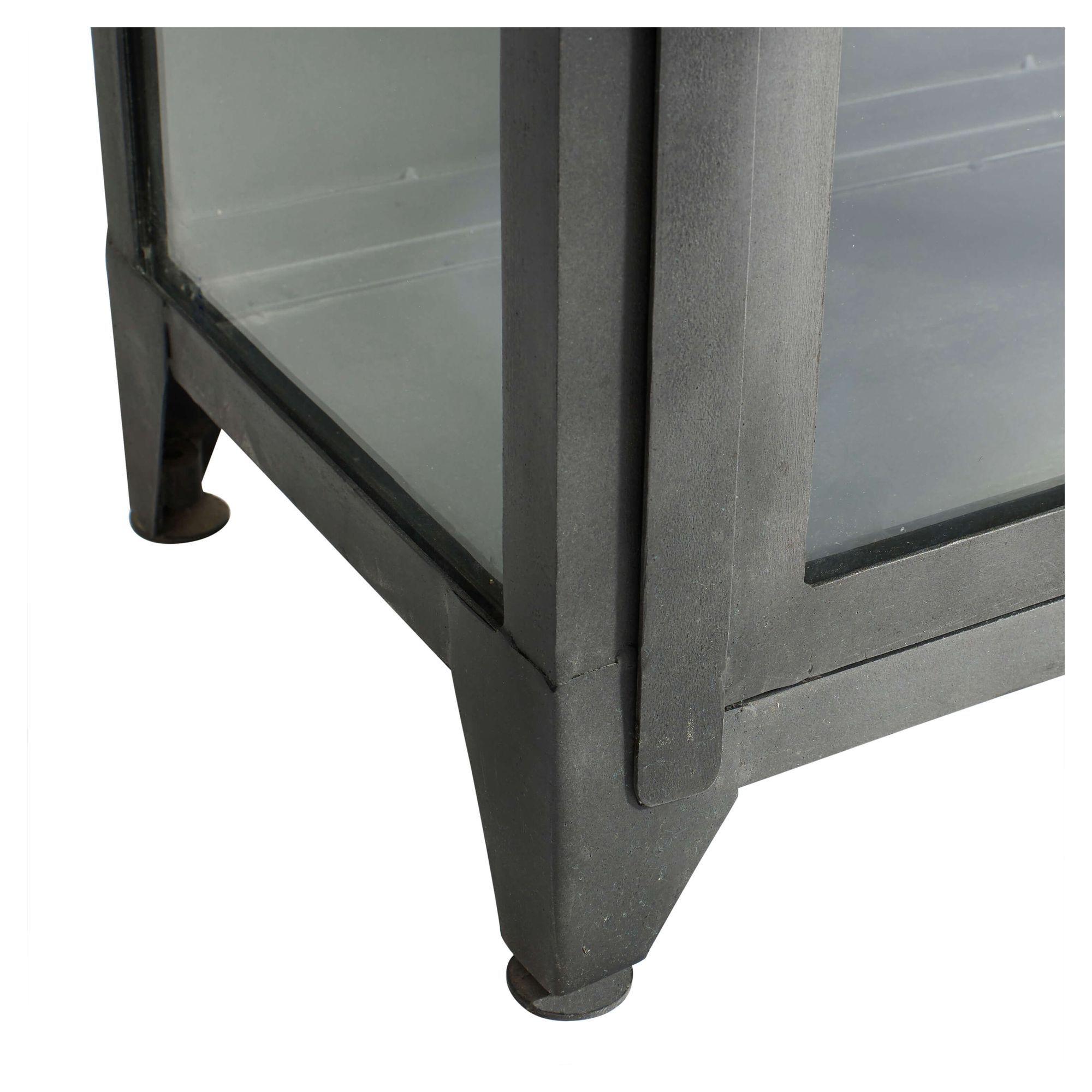 Muubs Glasskab 15 m. 3 hylder - Jern