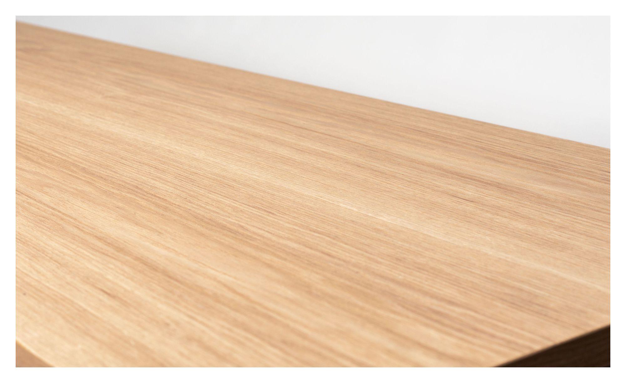 Njordec Kodiaq Tvbord - Lys Træ