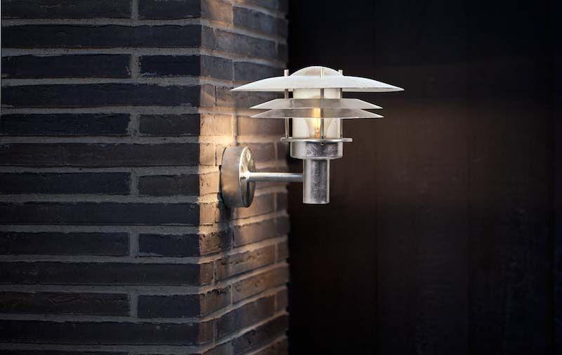 Nordlux DFTP Amalienborg Væglampe - Metal - Væglampe i metal