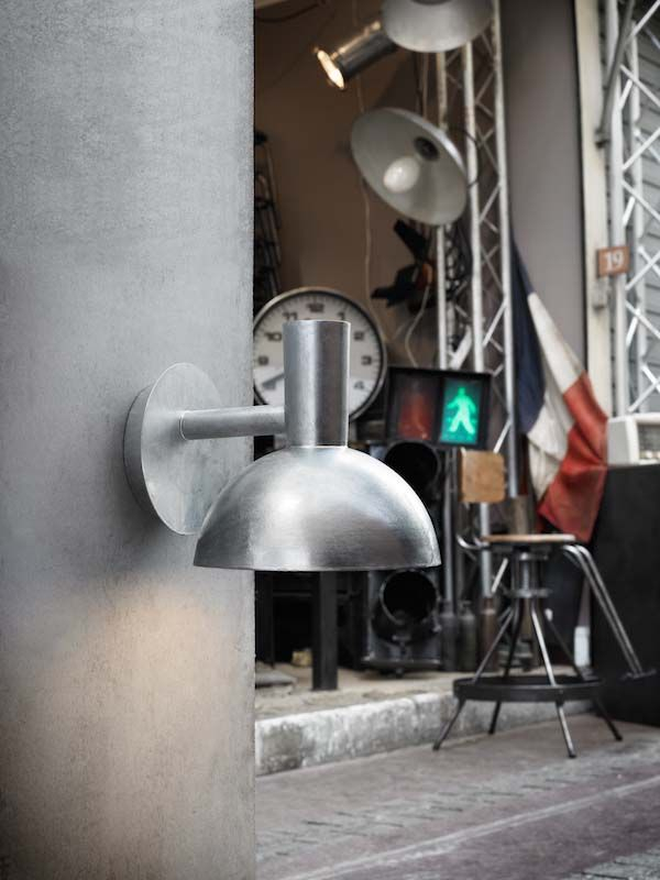 Nordlux DFTP Arki Væglampe - Hvid - Væglampe i metal