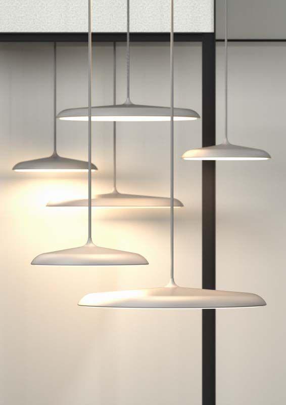 Nordlux DFTP Artist 25 Pendel - Grå - Grå pendel lampe