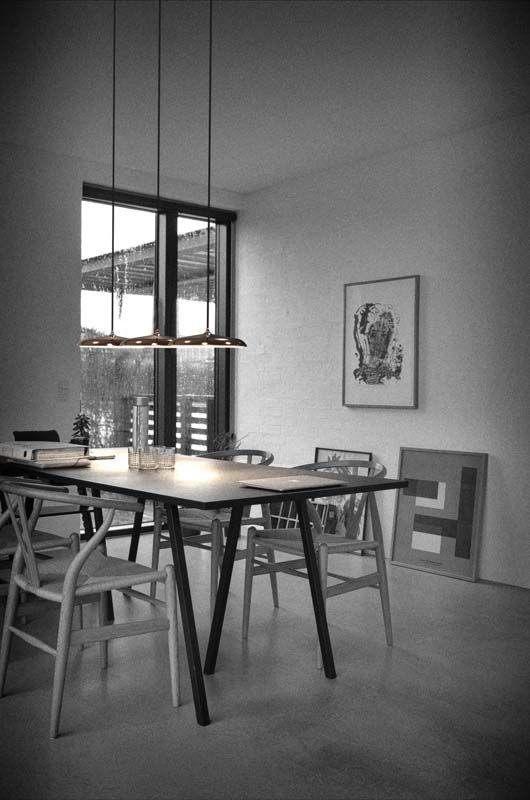 Nordlux DFTP Artist 25 Pendel - Kobber - Kobber pendel lampe
