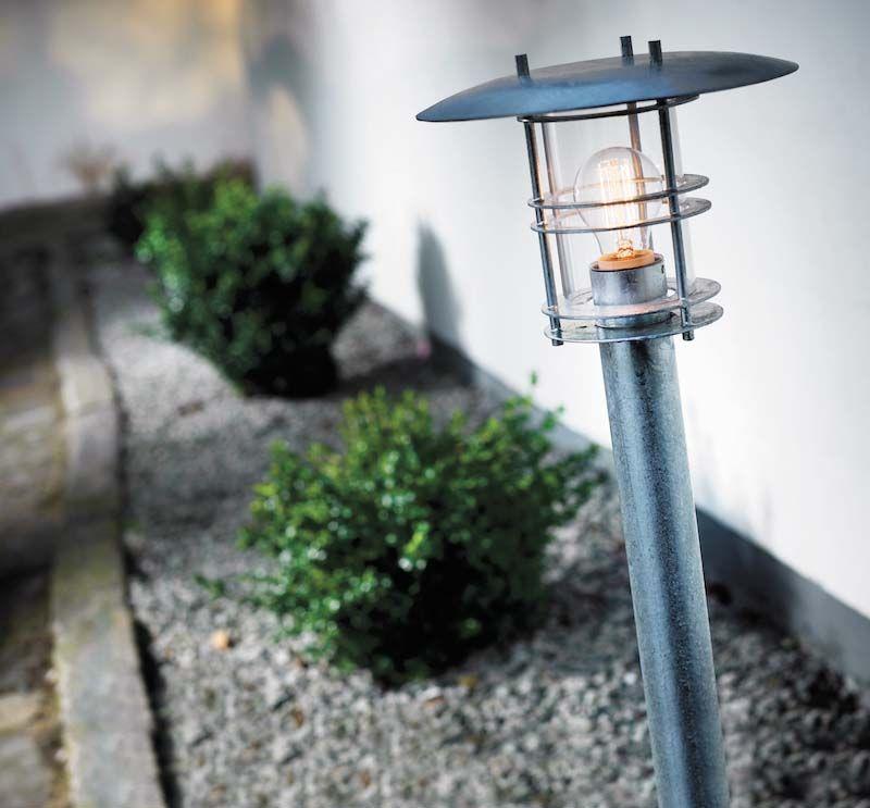 Nordlux DFTP Fredensborg Udendørslampe - Metal - Udendørslampe i metal