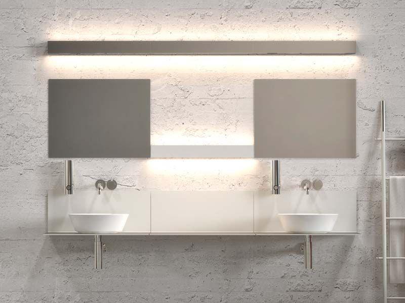 Nordlux DFTP IP Badeværelsesbelysning - Hvid - Hvid badeværelsesbelysning