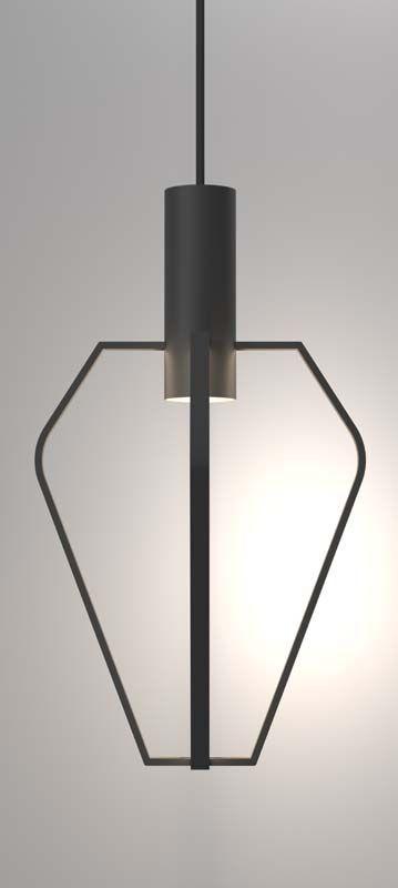 Nordlux DFTP Spider Pendel - Sort - Sort pendel i metal
