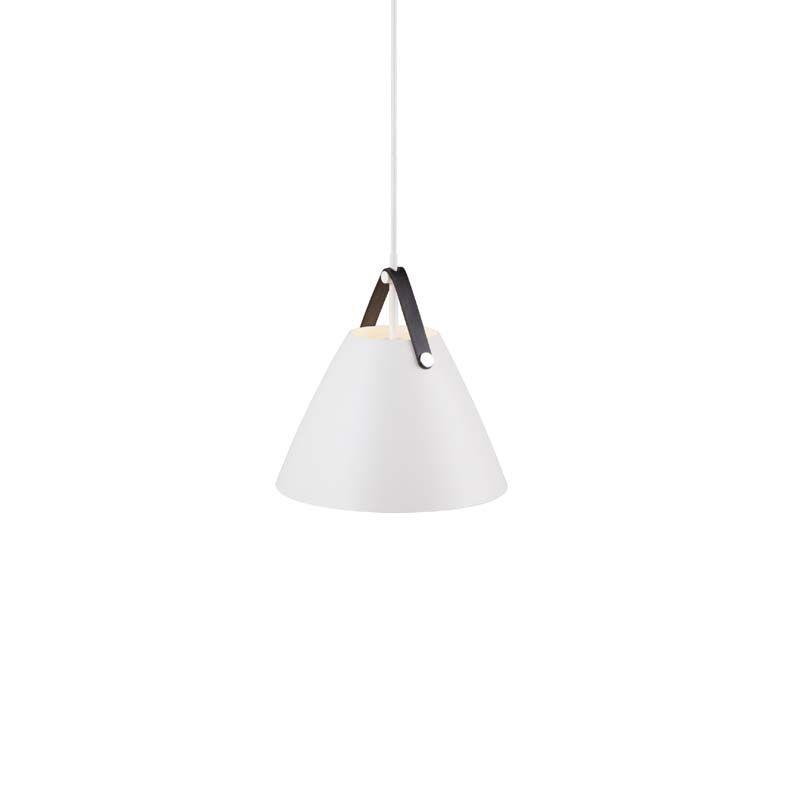 Nordlux DFTP Strap 27 Pendel - Hvid - Hvid loftslampe i metal