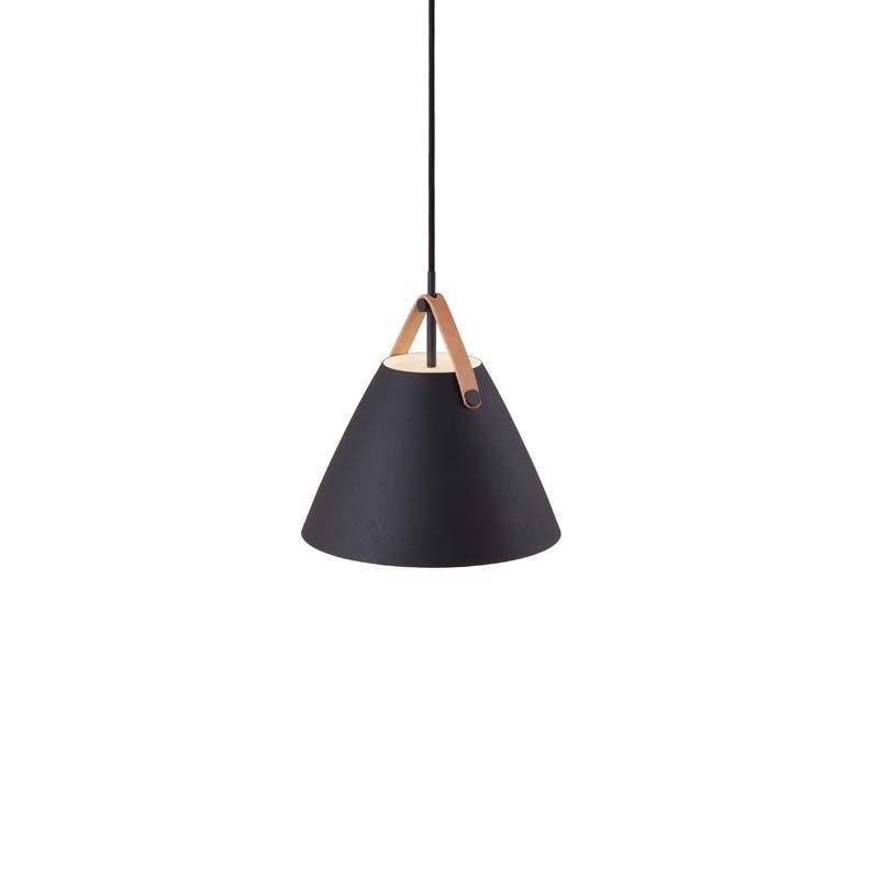 Nordlux DFTP Strap 27 Pendel - Sort - Sort loftslampe med strop