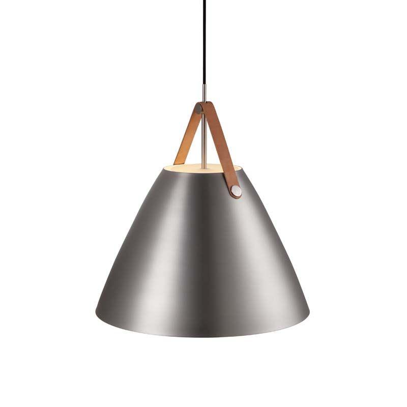Nordlux DFTP Strap 48 Pendel - Grå - Loftslampe i metal