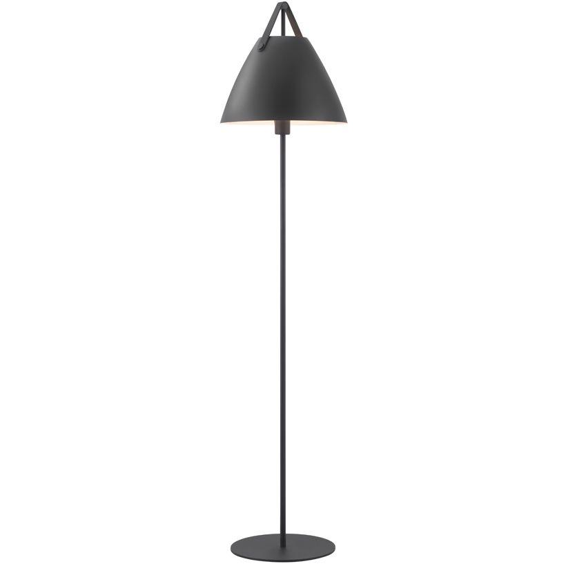 Nordlux DFTP Strap Gulvlampe - Sort