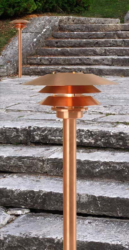 Nordlux DFTP Venø Udendørslampe - Kobber - Udendørslampe i kobber