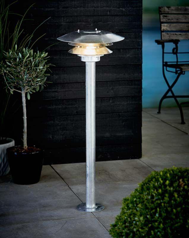 Nordlux DFTP Venø Udendørslampe - Metal - Udendørslampe i metal