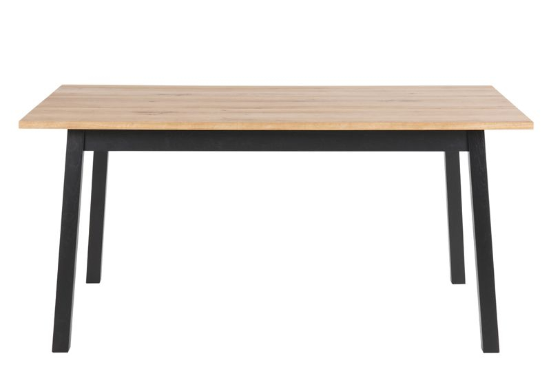 Oakley Spisebord 160x90 m/planker i egefiner