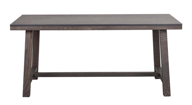 Brooklyn Spisebord 170x95 - røget eg