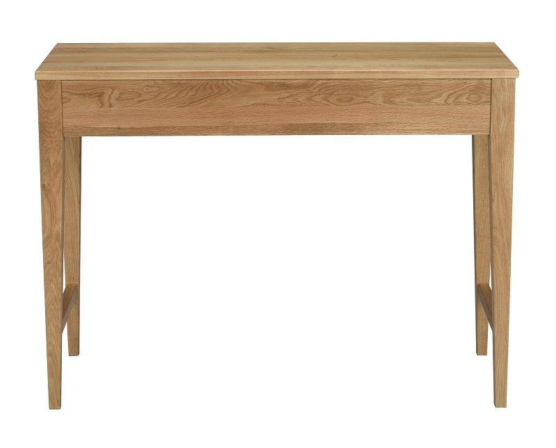 Confetti Konsolbord - Ege finér - Olieret konsolbord med skuffe