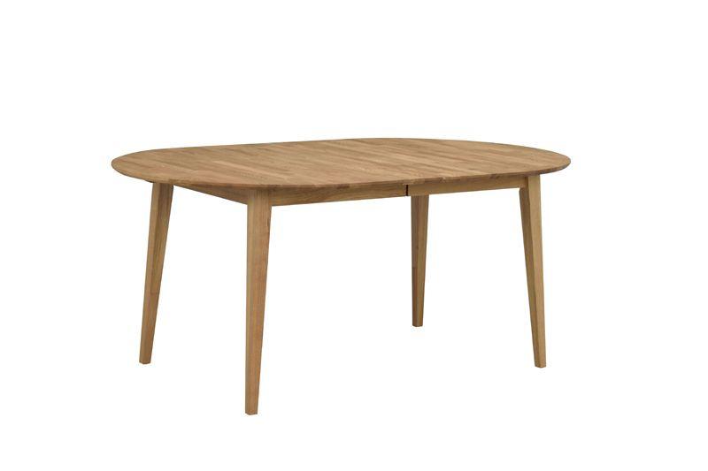 Filippa Ovalt Spisebord - Olieret Eg, 170x105