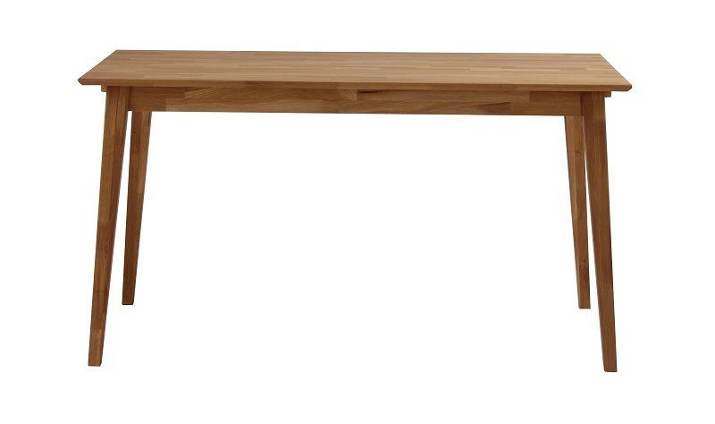 Gabriella Spisebord - eg 140x90 - Spisebord i egetræ