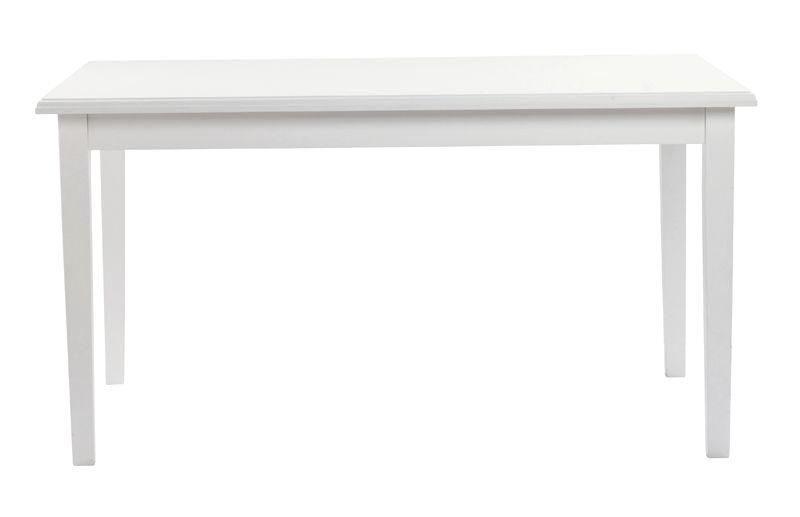 Koster Spisebord, Hvid, 140x100