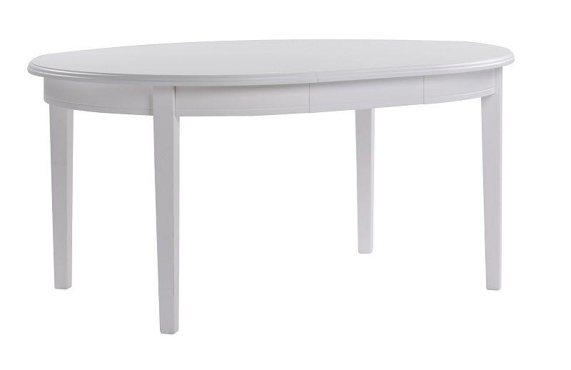Moss Spisebord- Hvid - Rundt spisebord i hvid