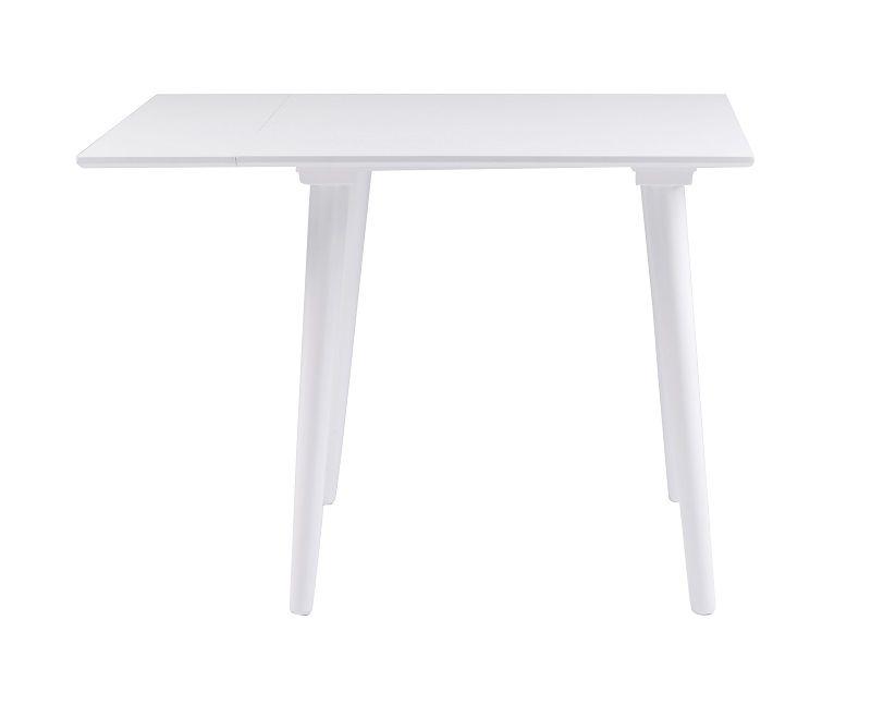 Otto Klapbord -Hvid - Hvidt klapbord 80 cm