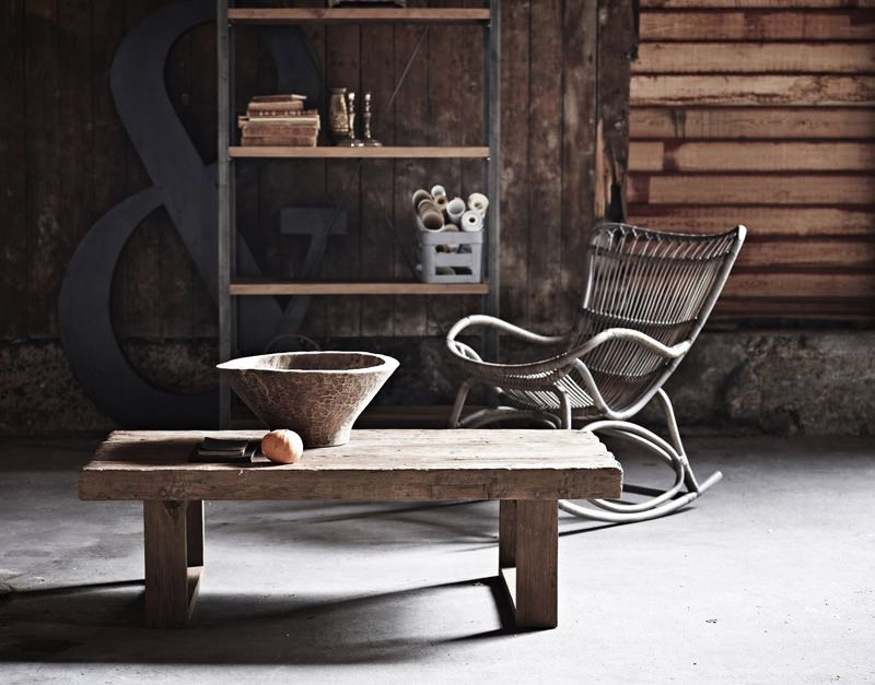 Sika-Design Alexander Sofabord - Teak - Originals by Sika