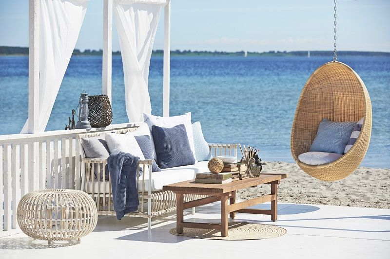 Sika-Design Caroline Loungesofa - Dove white - Originals by Sika