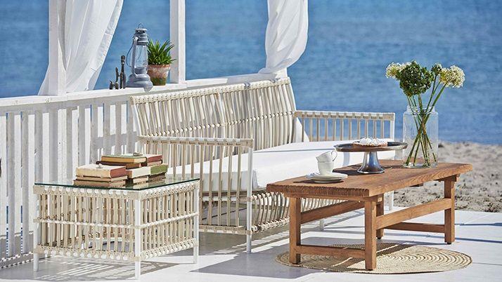 Sika-Design Caroline Sidebord - Dove white - Originals by Sika