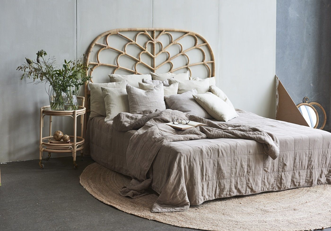 Sika-Design Celia Sengegavl - Natur - Originals by Sika-Design