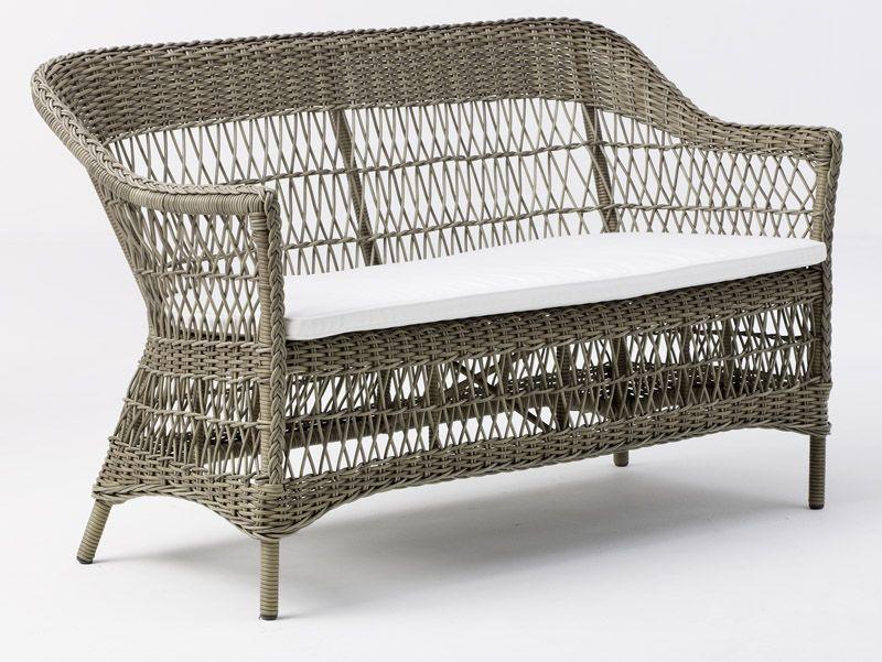 Sika-Design - Charlot Sofa - Grå - Gratis fragt